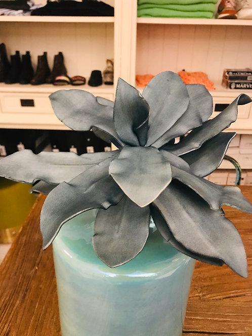 Kunstblume graublau