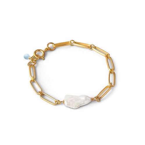 Enamel Bracelet Viola