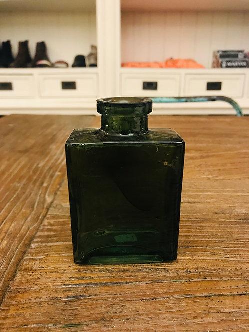 Vase klein grün