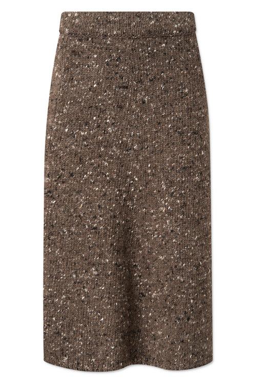 LOVECHILD 1979 Shayla Skirt stone grey