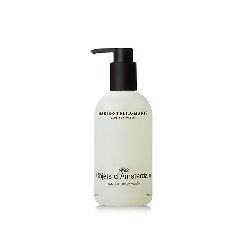 MARIE-STELLLA-MARIE Hand & Body Wash No.92 Objets d'Amsterdam 300 ml