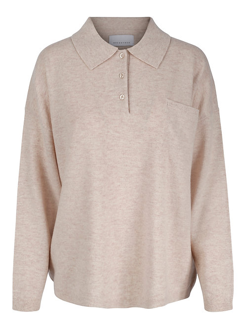 One&Other Cara Sweater oatmeal melange