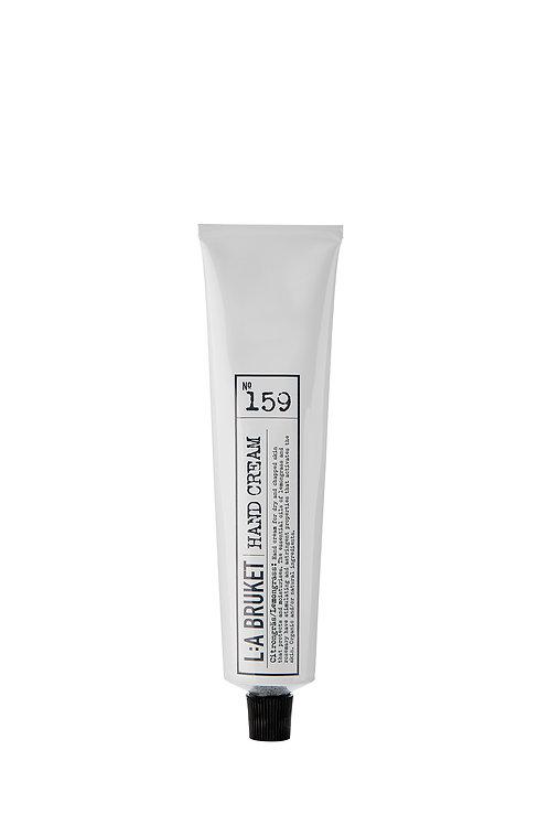 L:A Bruket 159 Hand Cream, Lemongrass, 70 ml