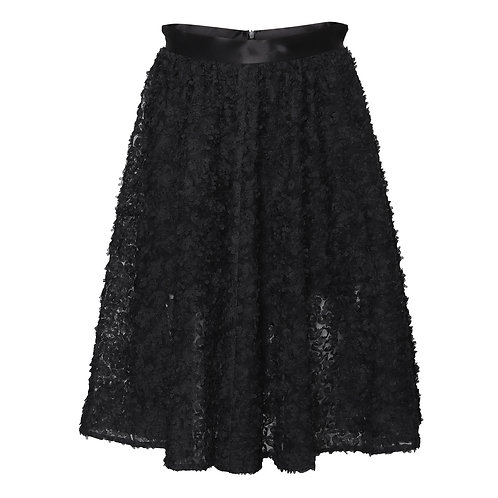 Custommade Robina Skirt black