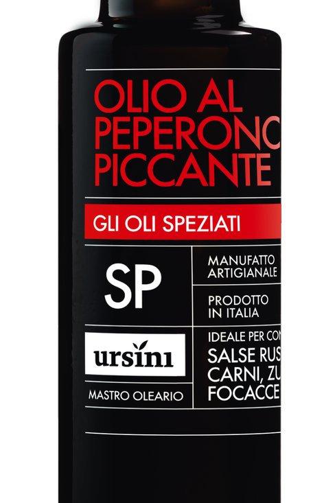 Olio al peperoncino URSINI, ITALIEN  Olivenöl mit Chili
