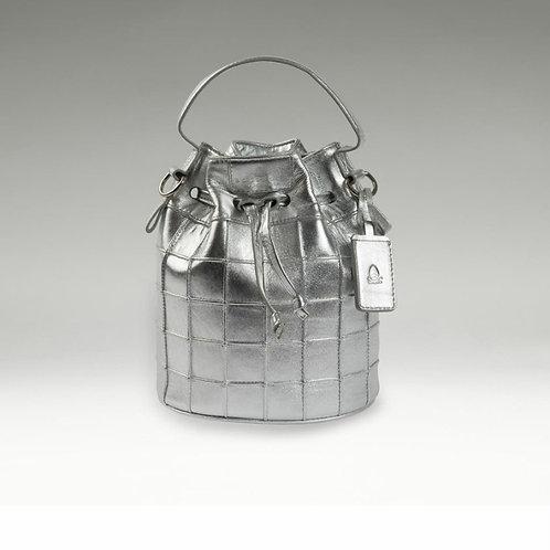 Bolinder Stockholm Bucke bag mini silver
