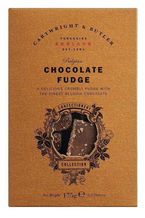 Chocolate Fudge Weichkaramell mit Schokolade