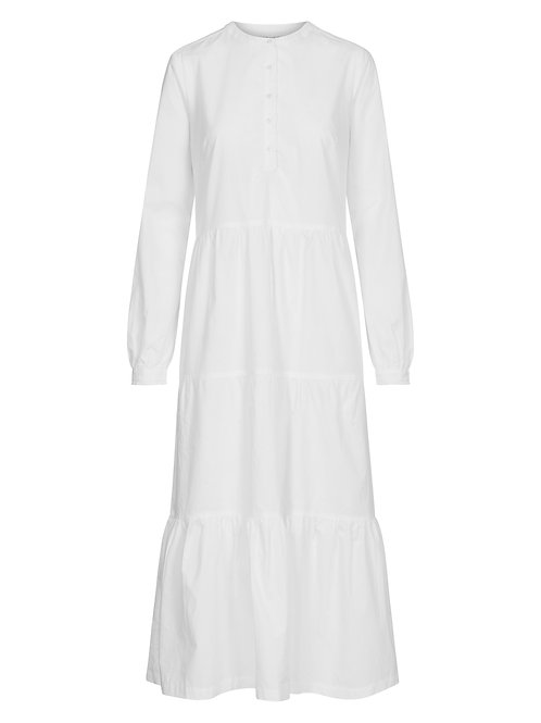 Gai+Lisva Tanja Dress white