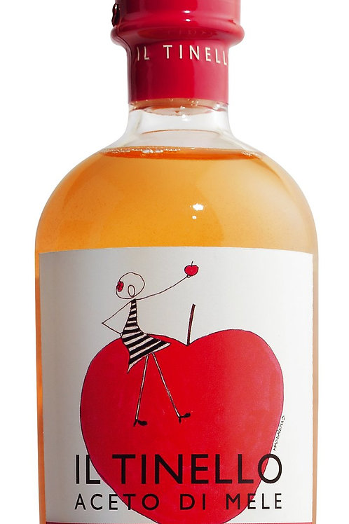 Apfelessig ,Il Tinello Millemele' IL BORGO DEL BALSAMICO, ITALIEN  aus Apfelwein