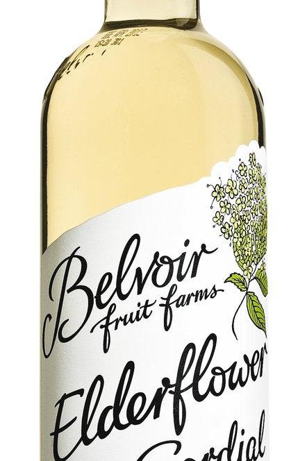 Cordial Elderflower BELVOIR, ENGLAND  Holundersirup