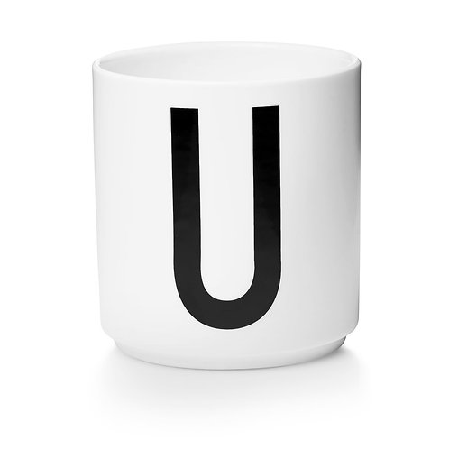 Design Letters Becher U