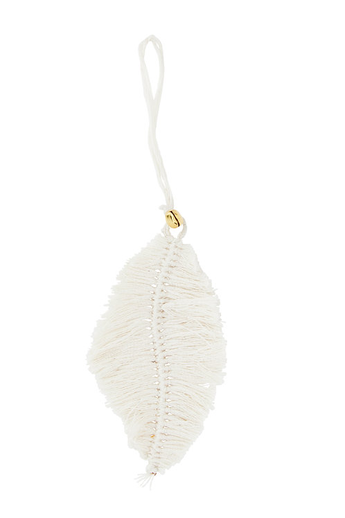 HANGING COTTON LEAF
