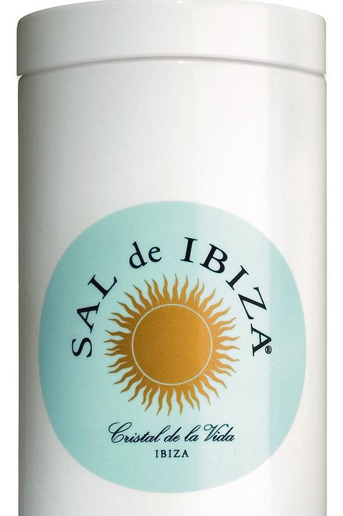 Keramikdose SAL DE IBIZA, SPANIEN  leer, für Salz
