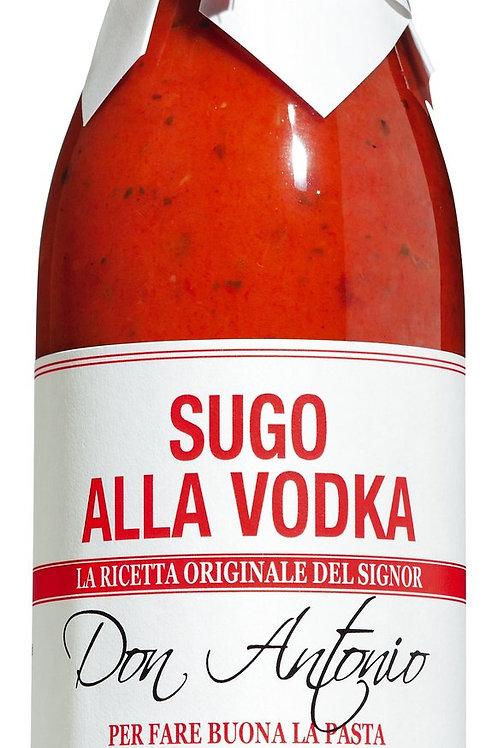 Sugo alla Vodka DON ANTONIO Tomatensauce mit Wodka 480 ml