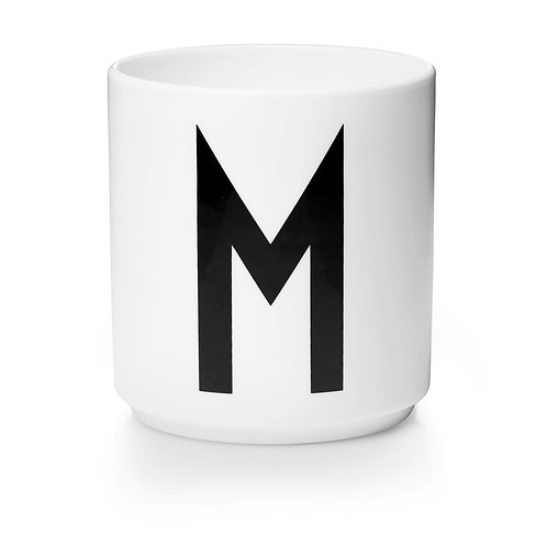 Design Letters Becher M