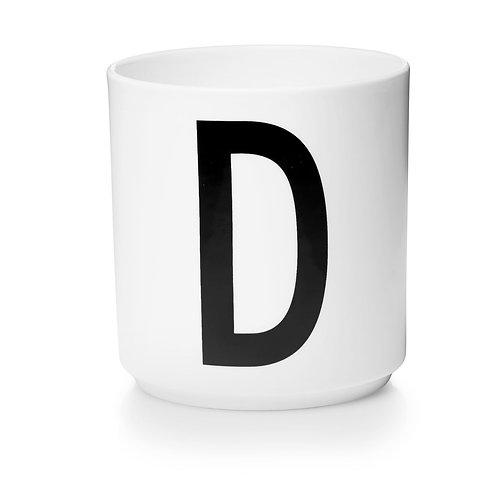 Design Letters Becher D