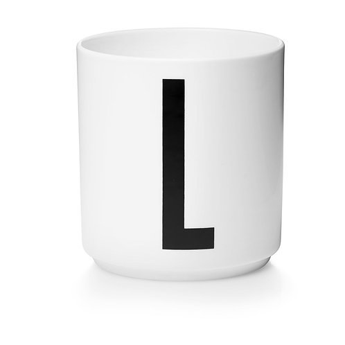Design Letters Becher L
