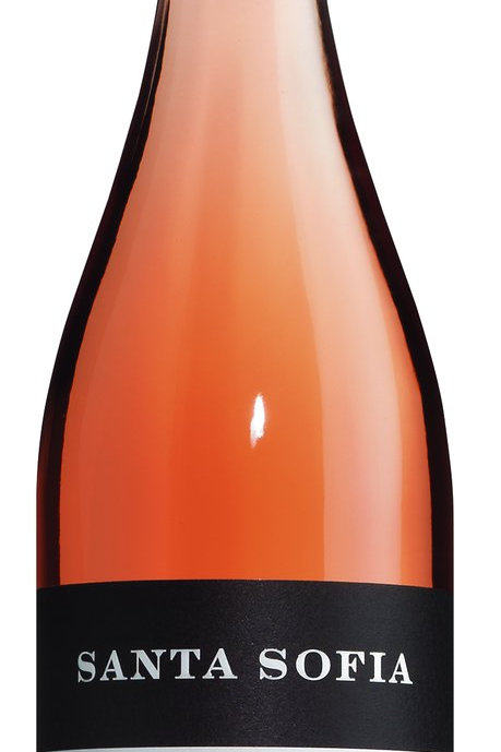 Bardolino Chiaretto DOC 2017 SANTA SOFIA, ITALIEN  rosé, Stahl