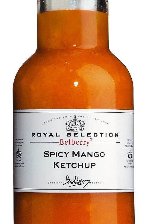Spicy Mango-Ketchup