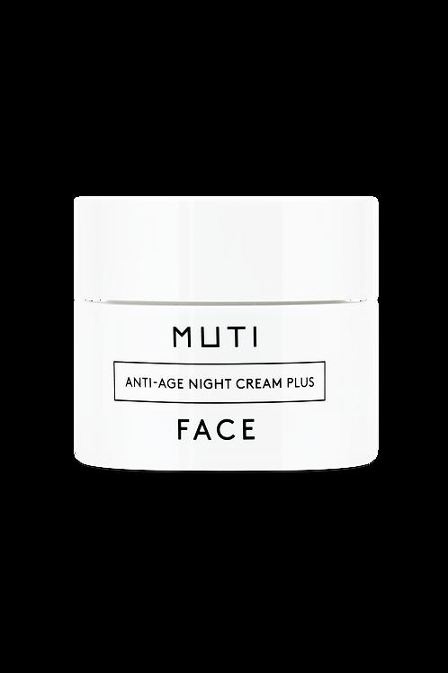 MUTI - Anti-Age Night Cream Plus