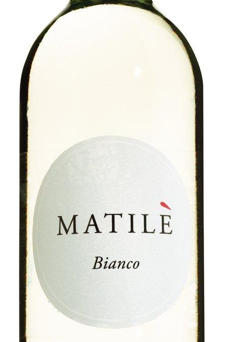 ,Matilè' Umbria Bianco IGT 2019 CARDETO weiß, Stahl 0,75 l