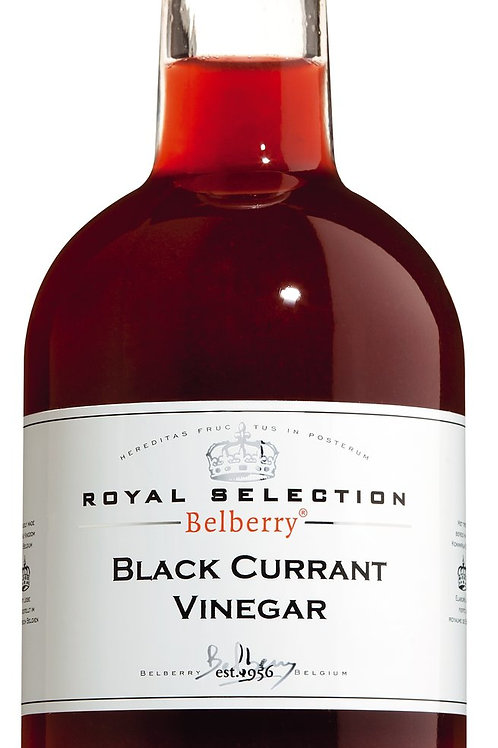 Black Currant Vinegar BELBERRY, BELGIEN  schwarzer Johannisbeeressig