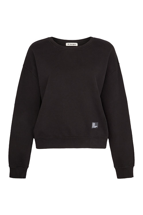LIV Bergen Sweater black