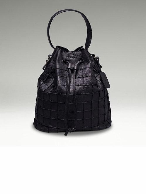 Bolinder Stockholm Bucket Bag black