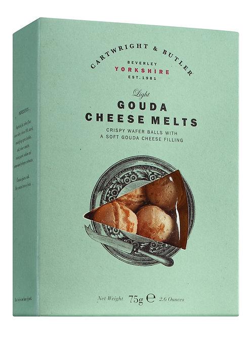 Gouda Cheese Melts Käsesnack mit Goudacreme