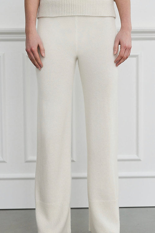 STYLESTORE Lindsey Cashmere Pants off-white