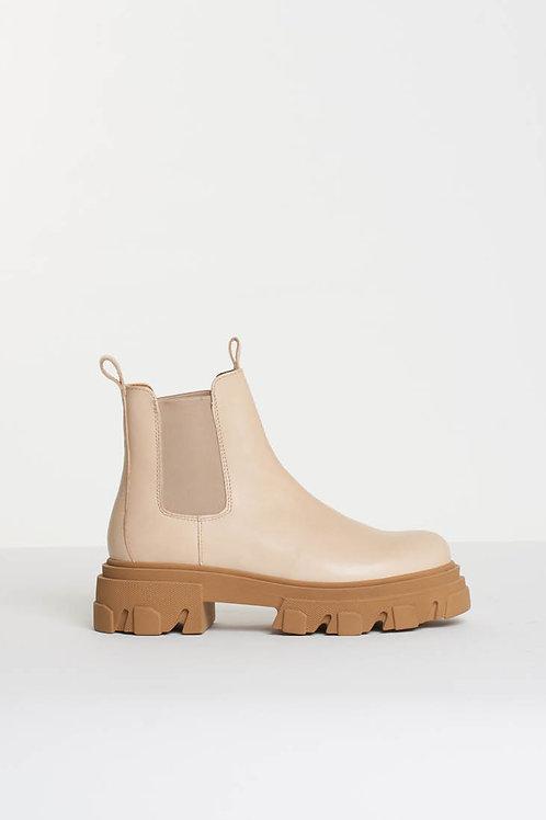 Bukela Asta Leder Boot beige