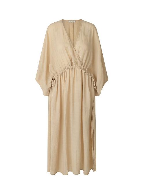 -Pre-Order- NOTES Du Nord Tamia Dress beige