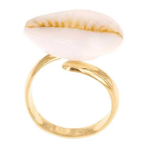 Shell Ring NACH BIJOUX