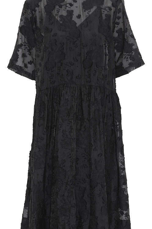 CUSTOMMADE Andrea Dress Anthracite black