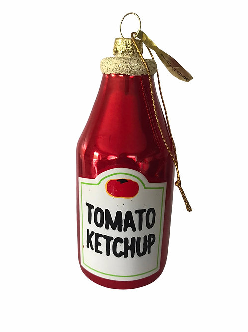 Cody Foster Ketchup Anhänger