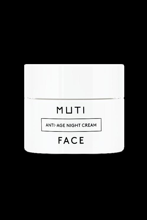 MUTI - Anti-Age Night Cream