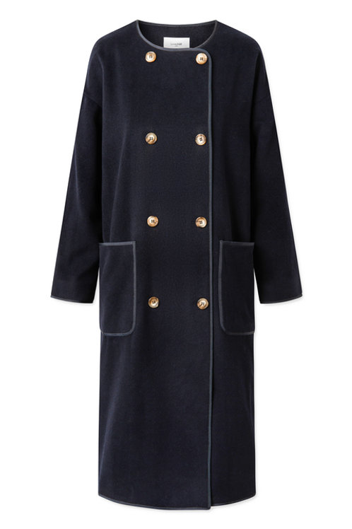 LOVECHILD 1979 Brianna Coat navy