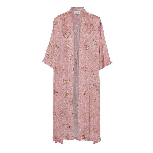 Karmamia Nikki Kimono – Gardenia Blush