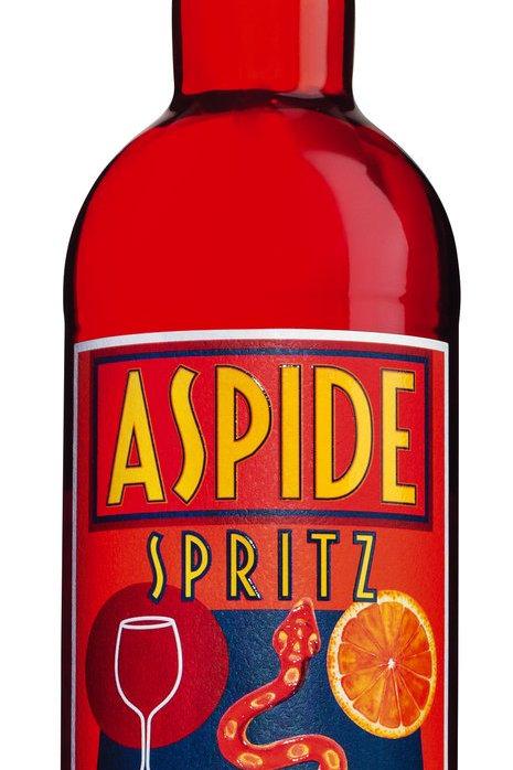 'Aspide' Spritz SILVIO CARTA, ITALIEN  Bitteraperitif