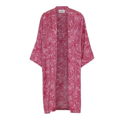 Karmamia  Rosa Paisley Kimono (mid)
