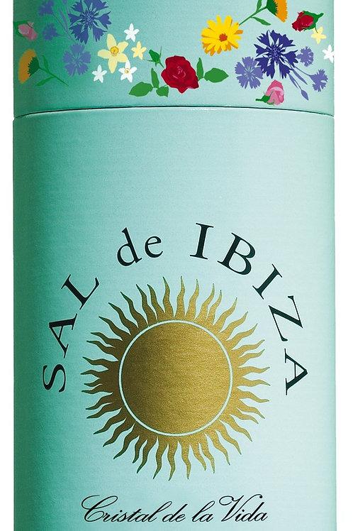 Granito con flores SAL DE IBIZA, SPANIEN  Meersalz mit Blüten, Streuer