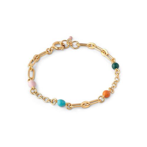 Enamel Bracelet Vigga
