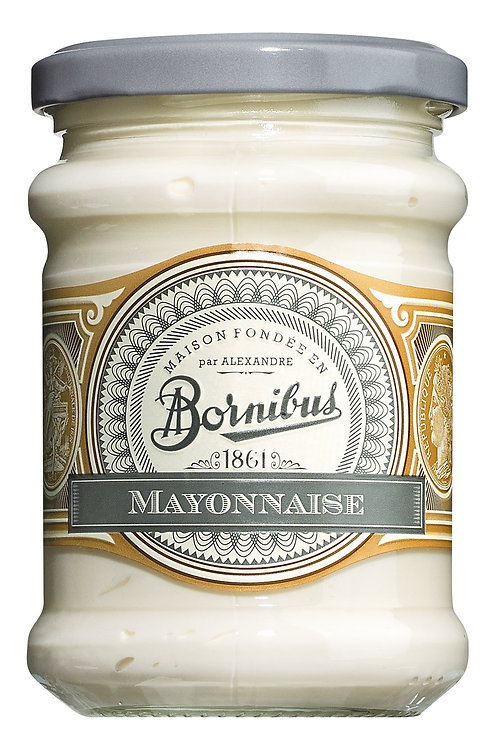 Mayonnaise BORNIBUS, FRANKREICH  Mayonnaise aus frischem Eigelb