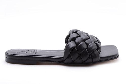 KMB Arabia Negro Sandalette schwarz