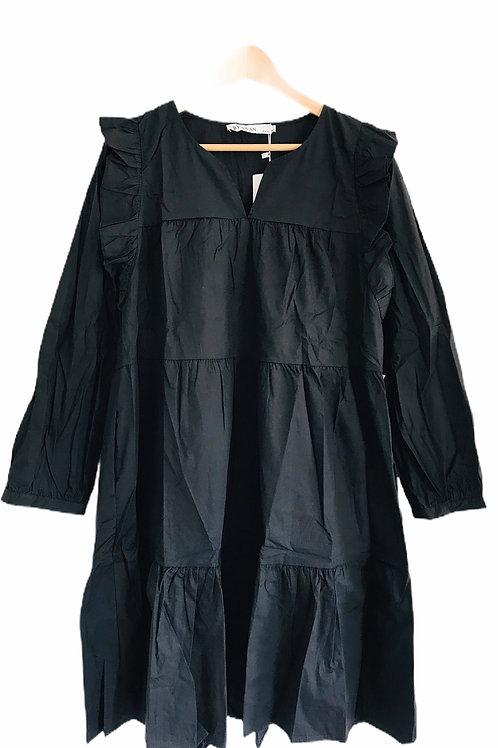 Lebensart Kleid schwarz
