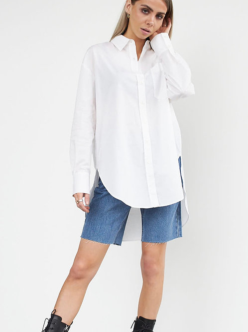 STYLESTORE Hanna Pop oversized Shirt white