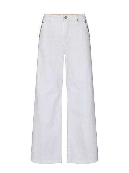 MosMosh Reem Vera White Jeans