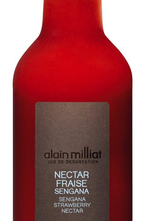 Erdbeer-Nektar ALAIN MILLIAT mit 40% Fruchtanteil