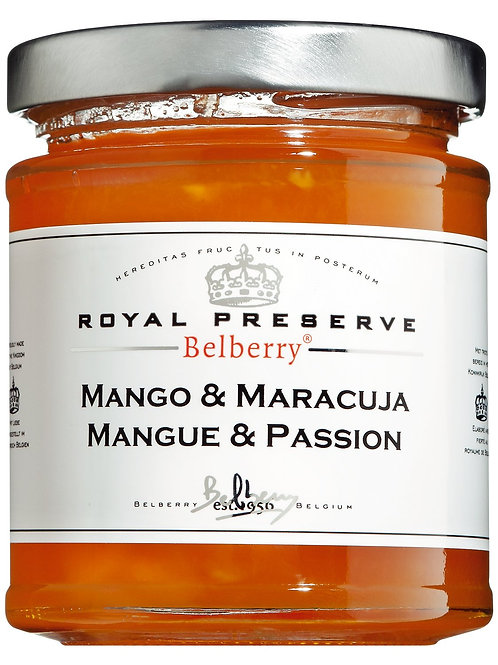 Mango & Maracuja extra jam