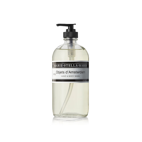 MARIE-STELLA-MARIS Hand & Body Wash  No.92 Objets d'Amsterdam 470 ml